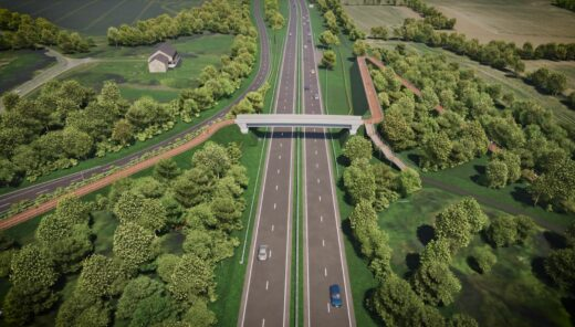 A47 North Tuddenham to Easton Improvement