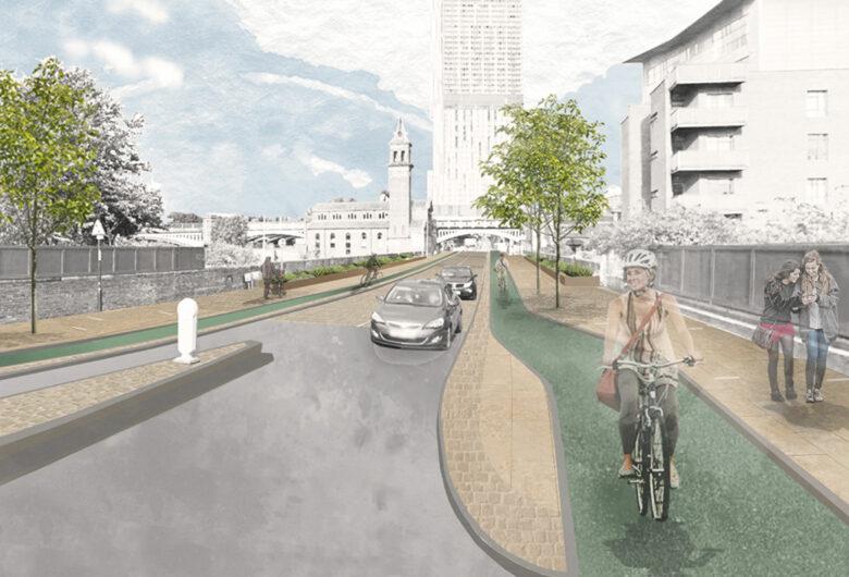 Manchester Active Mode Corridors