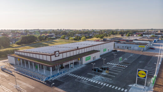 World s first ZeroCO2 certified building opens on Sweden's island of Gotland