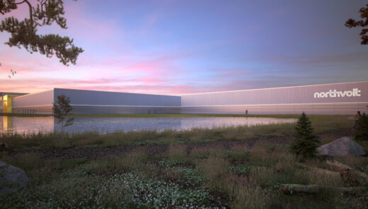 Sweco helps to deliver Europe's largest green battery manufacturing plant