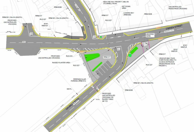 Tipperary County Council Junction Improvements